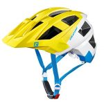 CASCO CRATONI MTB ALL SET BIANCO-LIME TG M