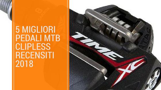Migliori pedali MTB clipless