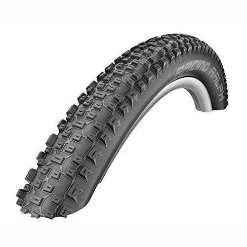 Schwalbe Racing Ralph 29x225 Tubeless Easy Snake Skin Pneumatico da Bicicletta, Nero