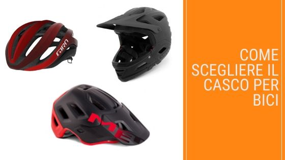 scegliere casco bici copertina blog
