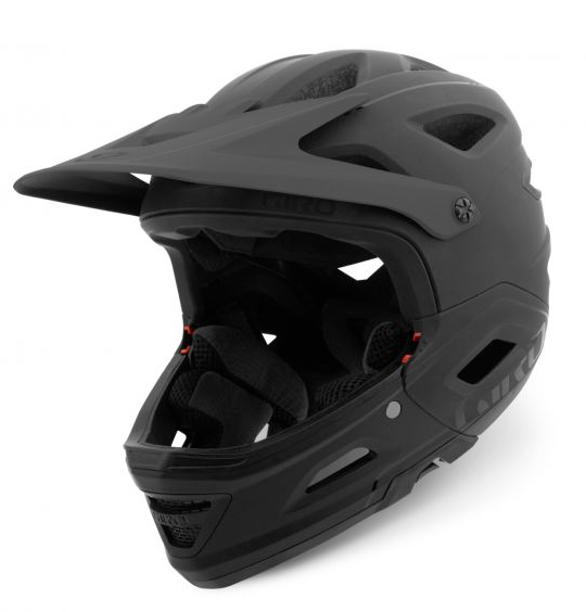 Casco switchblade mips nero