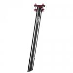 Ergotec reggisella SUPERLIGHT 316x400mm nero-rosso