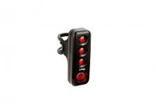 Knog Light Blinder Road R70 posteriore 4 Led nero