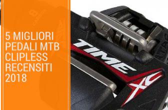 I 5 migliori pedali MTB Clipless