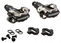 Shimano pedali PD-M520-L nero