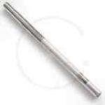 tubo reggisella 25,0mm, lung. 400mm zincato