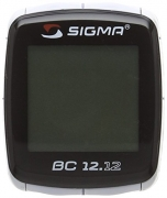 Ciclocomputer Sigma BC 12.12 con filo
