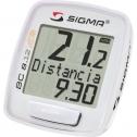 Sigma Sport BC 8.12 ATS senza fili bianco