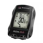 Ciclocomputer Sigma ROX 10 GPS Set nero, incl. Trasmettitore