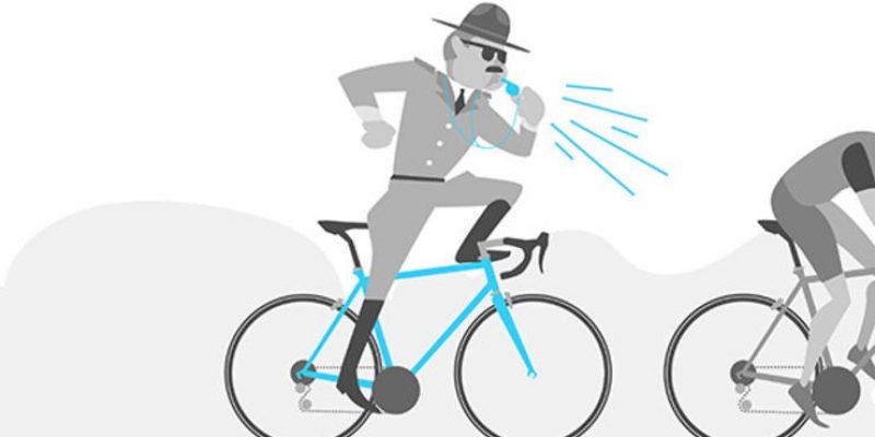 10 tipi di ciclista più noiosi