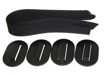 Kit cinture per portapacchi Thule  Thule Pack M-^Rn Pedal